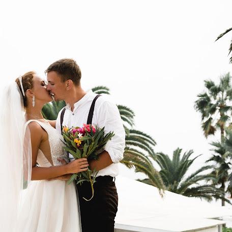 Wedding photographer Marina Elcova (zabava). Photo of 31.10.2017