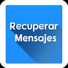 recuperar mensajes apagadas: sms&msg icon