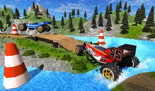 Toy Truck Rally Extreme 4.0 screenshots 1