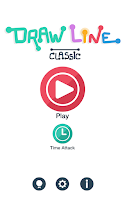 Screenshot of Draw Line: Classic