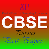12th cbse Physics past papers