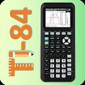 Graphing calculator ti 84 - simulate for es-991 fx icon