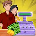 Supermarket Cash Register Kids icon