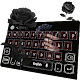 Download Black Rose Flower Keyboard Theme For PC Windows and Mac