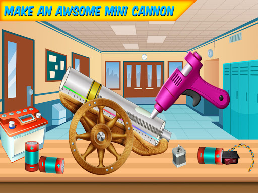 Science Experiment Lab: Crazy Scientist Fun Tricks apkmr screenshots 8