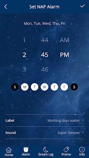 Nest Bedding Nap App - náhled