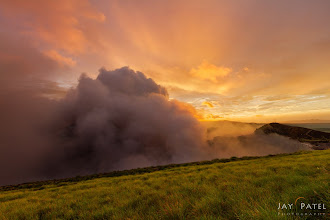 Photo: Eruption of Masaya, Masaya, Nicaragua#landscapephotography  #photographyworkflow  #photographytips BEST VIEWED LARGEOn our earlier visit to Masaya with +Empowerment Internationaland +The Giving Lenswas belching lots of sulfur dioxide...and the clouds of sulfur looked liked an erupting mushroom clouds. I caught this eruption cloud at its peak when the sun was putting on a fantastic show overhead.How was this photo created?My goal was to preserve textures in every part of the image...and keep it natural looking. Normally I would have used a GND filter to capture such a photograph, but because the GND Filter would darken the top of the smoke cloud, I used our iHDR manual blending technique to bring out the details in every part of the image. The composition was selected to follow the rule of the thirds.Enjoy & Share.__________