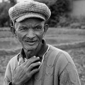 Malagasy Gentleman by James Bokovoy - People Street & Candids ( farmer, senior citizen, travel, malagasy, madagascar, gentleman )