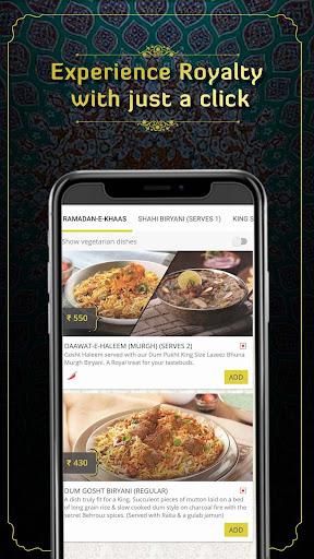 Behrouz Biryani - Order Biryani Online 2.17 screenshots 4