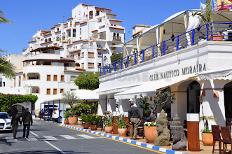 Photo: Yachtclub Moraira
