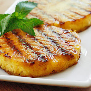 Grilled Pineapple Slices Recipes