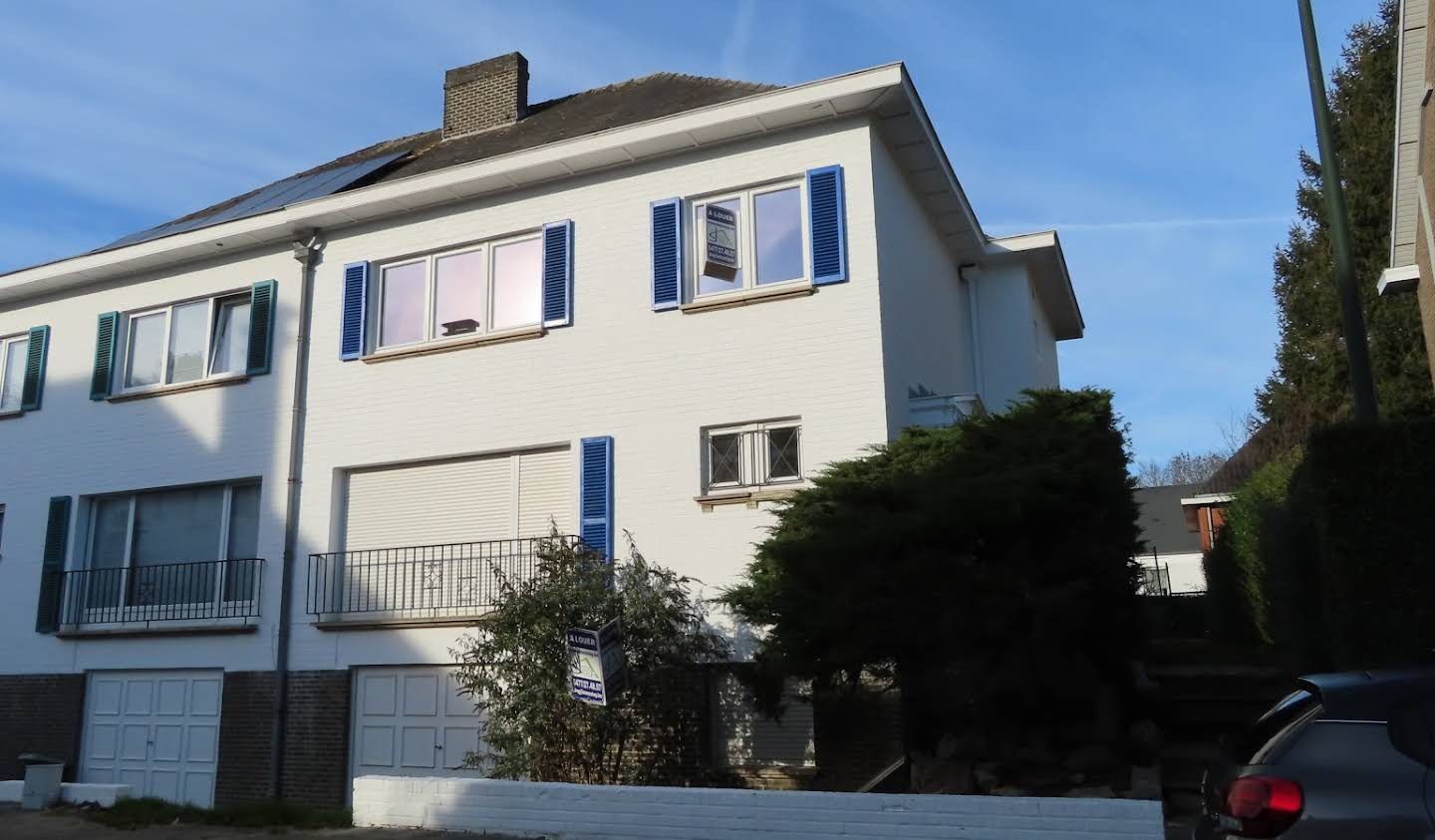 Villa with garden and terrace Brussels