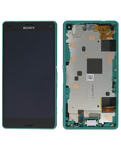 Xperia Z3 Compact Display Original Green