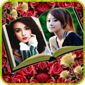 Photobook Photo Editor – Dual Frames Photo Collage