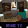 Map Basic TV For MCPE APK icon