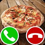 fake call pizza