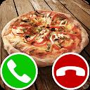 fake call pizza game APK