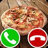 Täuschungsanruf Pizza