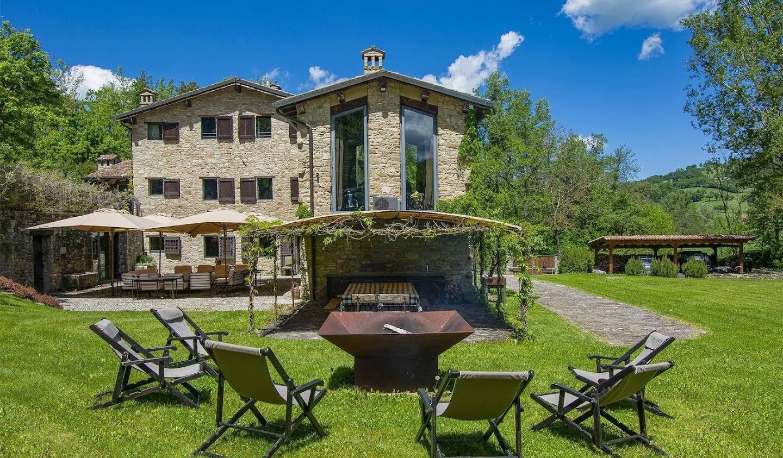 Villa avec jardin et terrasse Castelnovo ne' Monti