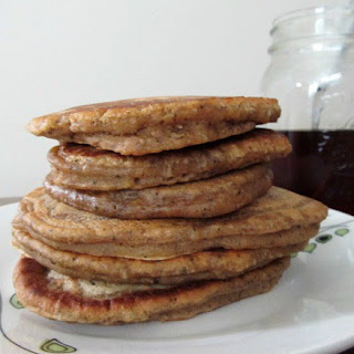 Earl Grey Tea Pancakes