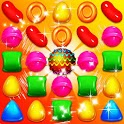 Sweet candy garden icon