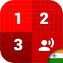Learning Numbers - Hindi APK icon