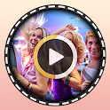 HD Video Player, Play All Format Movies, Free Apps icon