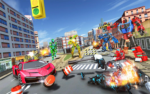 Tank Robot Car Game 2020 u2013 Robot Dinosaur Games 3d 1.0.5 screenshots 9