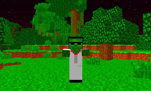 Zombie Mutant Minecraft ideas