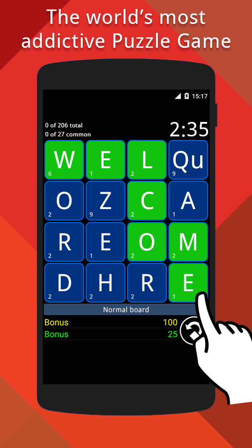 WordHero Best Family game - screenshot