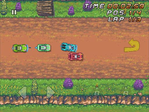 Super Arcade Racing screenshots 18