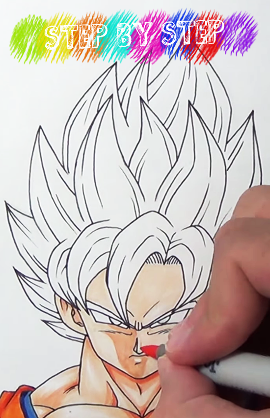 How to draw dbz characters android apps on google play how to draw dbz characters screenshot publicscrutiny Image collections