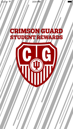 Crimson Guard Student Rewards