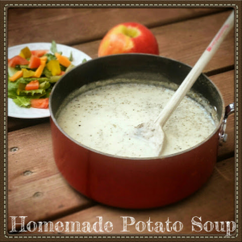 Best dairy option for potato soup