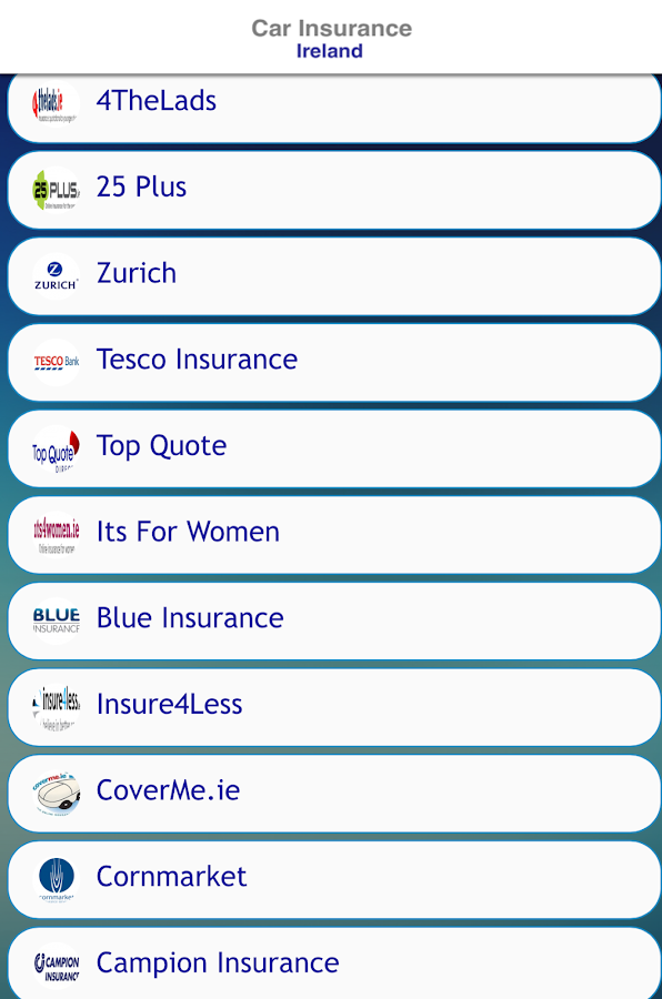Best car insurance brokers ireland 7