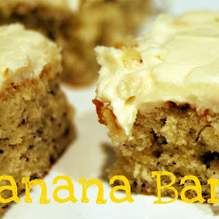 Cookie Jar – Banana Bars