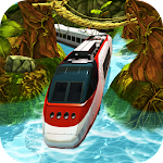 Water Bullet Train Simulator Icon