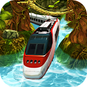 Water Surfer Bullet Train Games Simulator 2018