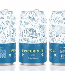 Logo of Creature Comforts Epicurious