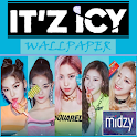ITZY MIDZY Wallpaper KPOP - IT'Z ICY (COMEBACK) icon