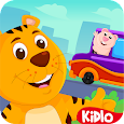 Wheels On The Bus Nursery Rhyme & Song For Toddler