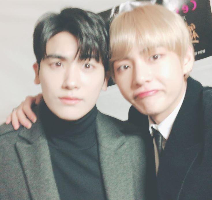 park seo joon bts v hyung sik 3