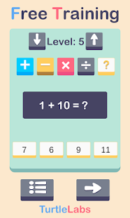 Math Challenge FREE- screenshot thumbnail