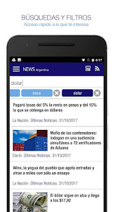 App News Argentina. Noticias y Diarios APK for Windows Phone