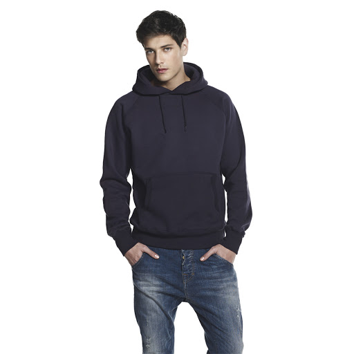 Men's Continental Embroidered Hooded Sweatshirt