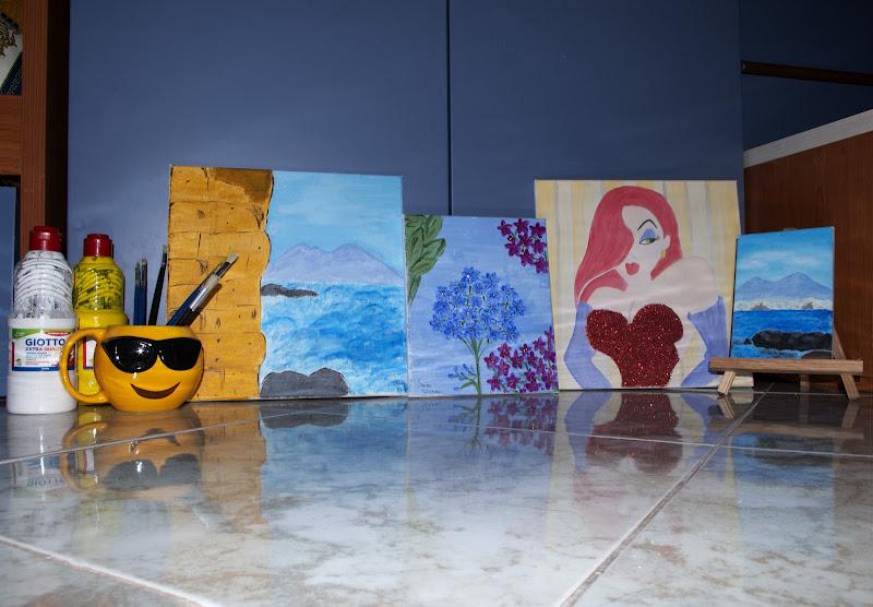 Paintings di Sarap