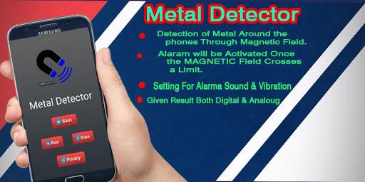 Metal Radiation and Stud Radiation Detector 2020 1.0 screenshots 1