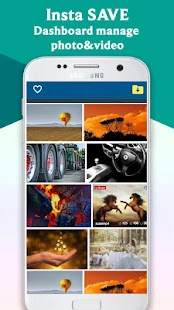 InstaSave Pro : Save photos&video for  Instagram