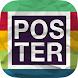 Poster Maker-Poster Design, Flyer Maker & Ad Maker - Androidアプリ
