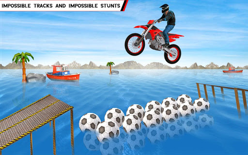 Water Games 3D: Stuntman Bike Water Stunts master 2.0.5 screenshots 2